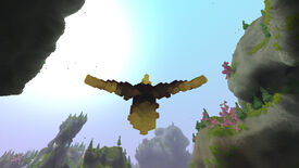Image for Fugl: A flappy first play of the early access bird 'em up