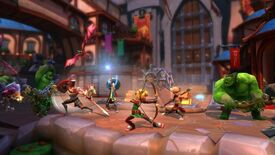 Image for Dungeon Defenders 2 Not Actually A MOBA
