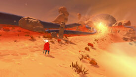 Image for Furi gives a helping hand with new 'Invincible mode'