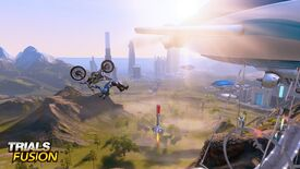 Image for Zoom Zoom Splat: Trials Fusion Out In April