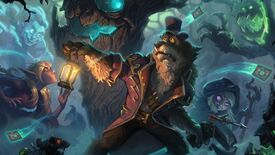 Image for Hearthstone's spooky Witchwood expansion is out now
