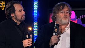 Image for Gabe Newell to write, direct and star in Half-Life movie
