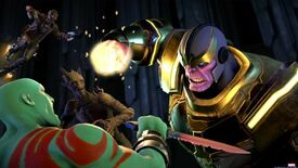 Image for Telltale's Guardians of the Galaxy biffing baddies in April