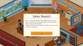 Image for Payback: Game Dev Tycoon Fights Piracy With Piracy