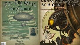 Image for Bioshock Infinite Game Informer Covers