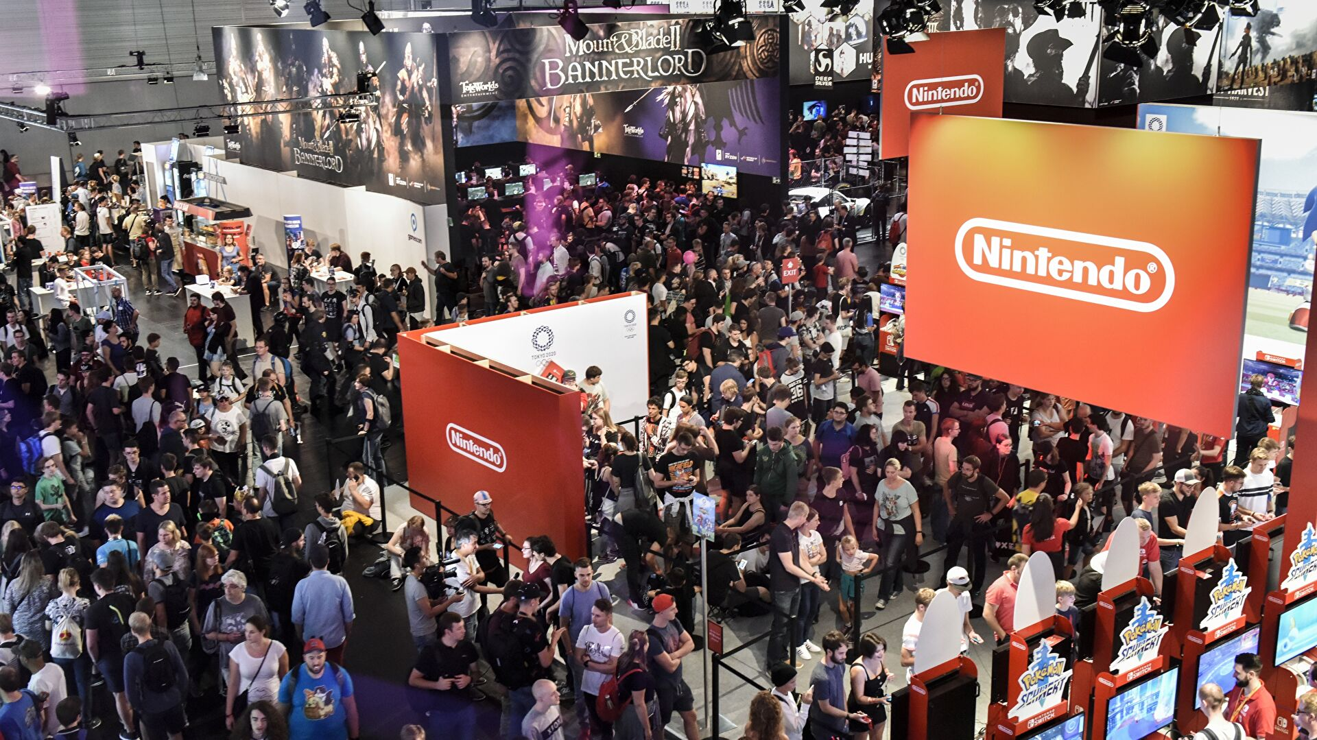 Gamescom returns this year as both a physical and digital event