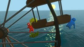 Image for Oh Wow Gang Beasts Has A Ferris Wheel Level Now Geez