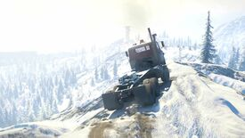 Image for SnowRunner squeals out of the Spintires garage next year