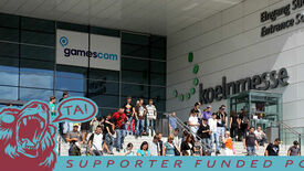 Image for Unconventional Conventionalists: The Joy Of Gamescom