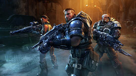 Image for You can have Doom Guy in your Gears Tactics squad (sort of)
