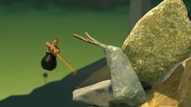 Image for Getting Over It is out now, watch me flail and fail in it