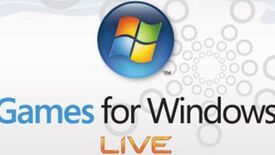 Image for Games For Windows Live Perma-Closing Next July