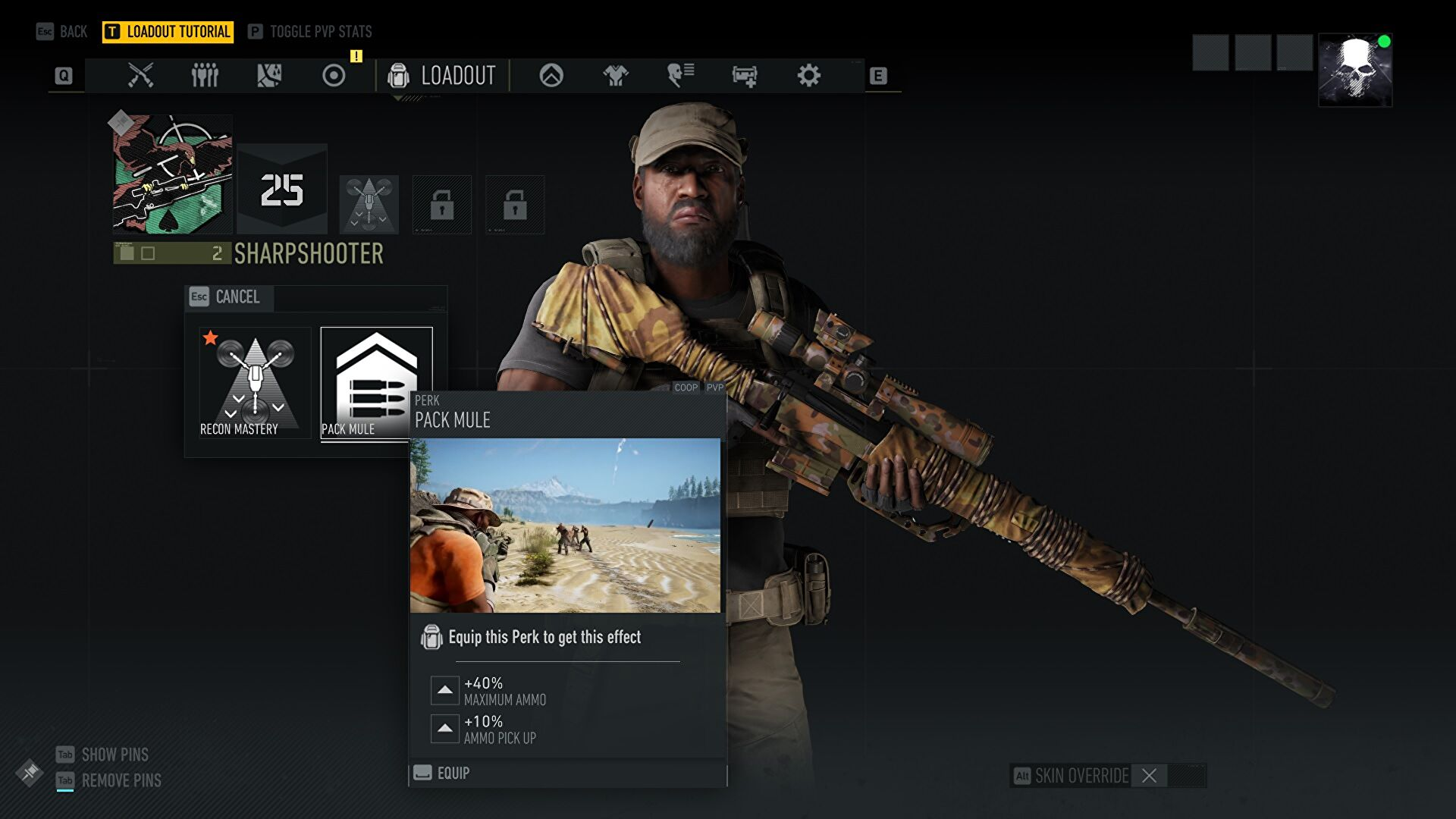 Ghost Recon Breakpoint Skills Best Perks How To Complete Class Level Challenges Rock Paper Shotgun
