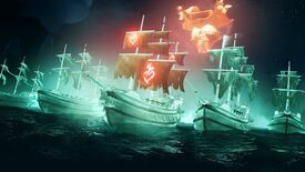Image for Sea Of Thieves adds ghost ship fleets with spooky wraith cannons