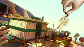 Image for Giant Cop's E3 Trailer Depicts Long VR Arm Of The Law