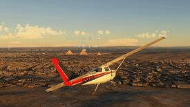 Image for Microsoft Flight Simulator's performance should be less turbulent after its latest patch