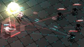 Image for Gladiabots moves towards the singularity and out of early access
