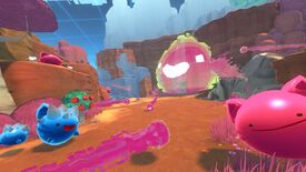 Image for Slime Rancher expands for free into the jiggly glitch dimension