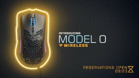 Image for Glorious' Model O Wireless gaming mouse weighs just 69g