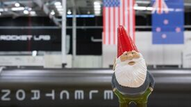 Image for Gabe Newell has blasted Gnome Chompski into space