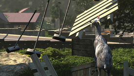 Image for Gruff Trade: Goat Simulator Becomes A Reality This Spring