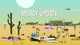 Image for Gods Will Be Patching: The Mercy Update