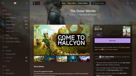 Image for GOG Galaxy client will start selling Epic Games Store games