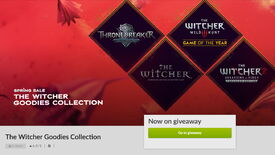 Image for GOG's Spring sale is now on, with lots of free Witcher goodies