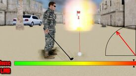 Image for FORE! Cover Your Heads, It's Golf War