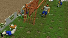 Image for A Funny Old Game: Goofball Goals