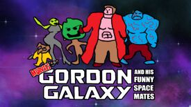 Image for Square Enix's Gordon Galaxy is a brilliant, if legally reckless, parody of Guardians Of The Galaxy