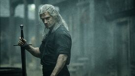 Image for The Witcher guy Geralt is on Netflix now