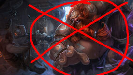 Image for You're Barred: Gragas Removed From League Of Legend Tournament
