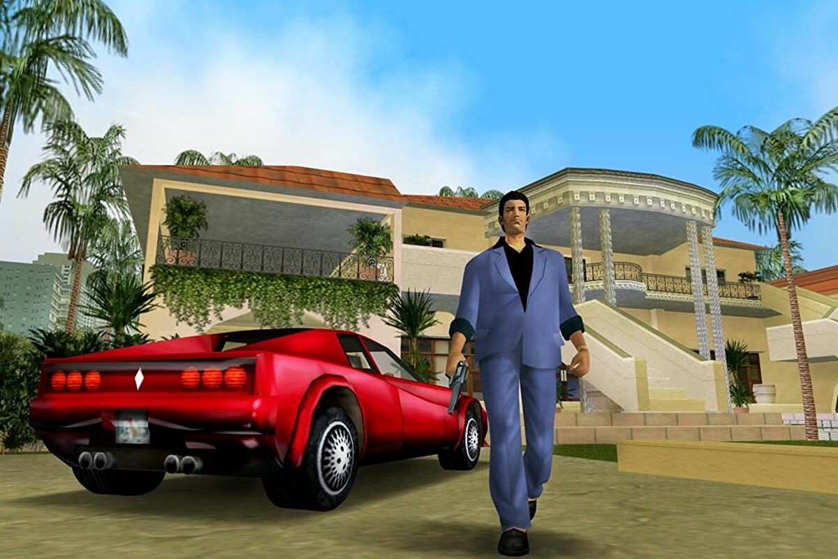 Would you actually want a Grand Theft Auto remaster? - Rock Paper Shotgun