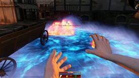 Image for Grimoire Demo Has First-Person, MOBAish Spell-Slinging