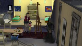 Image for The Sims is the most haunted game in the world