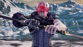 Image for Soul Calibur VI's first new character is unbelievably anime