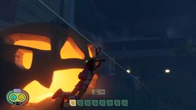 Image for Grounded has added ziplines and Halloween décor