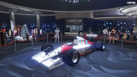 Image for GTA Online's Formula 1 racing will start next week
