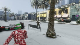 Image for Rockstar let it snow, let it snow, let it snow in GTA Online and Red Dead Online
