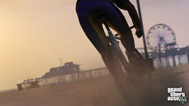 Image for The Impossible Bicycle: GTA 5 Screenshotified