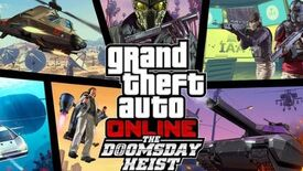 Image for GTA Online goes a little Saints Row in the Doomsday Heist