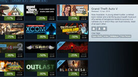 Image for Why Grand Theft Auto V's Steam Summer Sale Shenanigans Look So Scummy