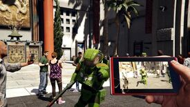 Image for Video Game Tourism: First-Person Grand Theft Auto V