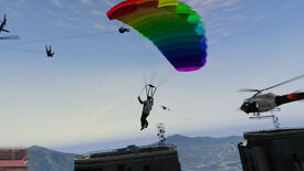 Image for Just 'Cause: Grand Theft Auto V Grappling Hook Mod