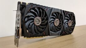 Image for Nvidia GeForce GTX 1080Ti review: A 4K monster that isn't worth the extra cash