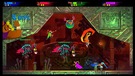 Image for Bam! Bif! Pow! Guacamelee 2 is out now