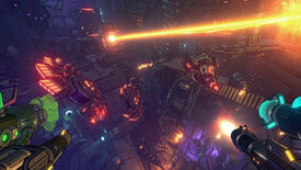 Image for Gunhead pits a pirate against derelict ships full of drones