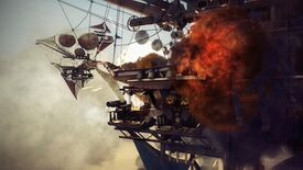 Image for The Sky's The Limit: Guns Of Icarus Trailer, Linux Support