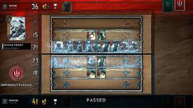 Image for How Gwent has evolved in its journey from minigame to multiplayer gem